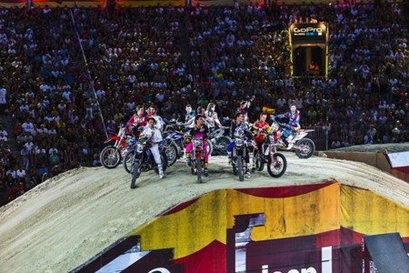 Red Bull X Fighters Madrid 2015 1