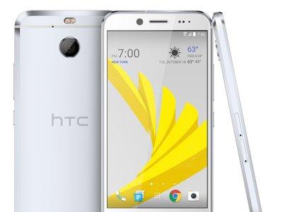 Bolt, el primer smartphone de HTC sin jack de audio y resistente al agua, llegará pronto
