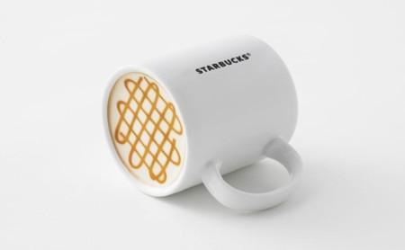 Colección de tazas de Nendo para Starbucks, para que nunca veas la tuya medio vacía