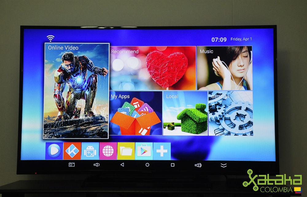 Smart MINI PC con aplicaciones preinstaladas convierte a tu TV en un Smart TV