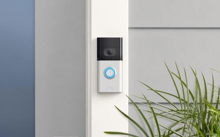 Ring Video Doorbell 3 llega a México: un timbre inteligente con grabación a 1080p, detección de movimiento y soporte para Amazon Alexa