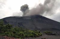 [Vídeo] La espectacular erupción de un volcán filmada con un dron