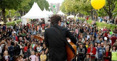 Un día para la Esperanza, una fiesta solidaria en varias ciudades españolas