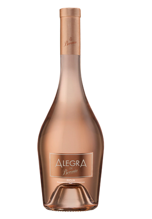 Vino rosado Alegra de Beronia Rioja