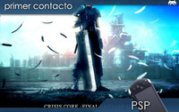 'Crisis Core: Final Fantasy VII': primer contacto