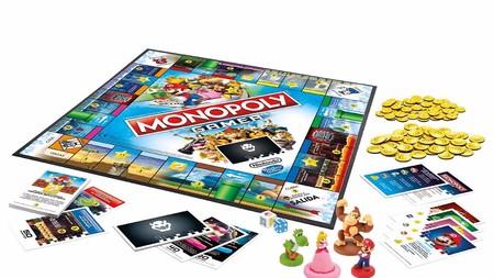 Monopoly presenta una versión especial de Super Mario que intentará imitar al juego clásico de Nintendo