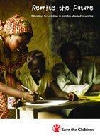 Hay 43 millones de niños sin educación por guerras