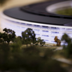 Foto 4 de 22 de la galería maqueta-del-campus-2-de-apple en Applesfera