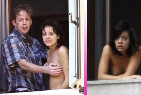 Lilly Allen y su topless del escándalo