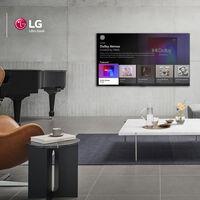 Tidal llega a los smart TV de LG vendidos a partir de 2018, incluyendo música y vídeos en MQA y Dolby Atmos