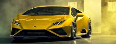 """Lamborghini Huracán EVO RWD 2020, el superdeportivo se pone """"visceral"""" y estrena tracción posterior"""