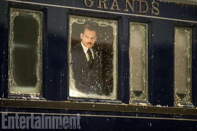 'Asesinato en el Orient Express', primeras imágenes