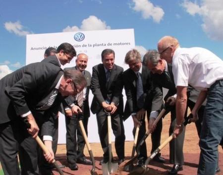 Planta de Motores Volkswagen de Silao.