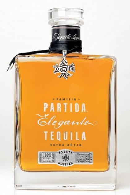 Partida tequila Elegante, extra añejo