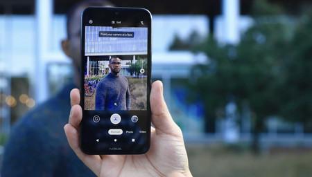 La nueva app de fotos de Google promete modo retrato en móviles baratos: así es Camera Go para Android Go
