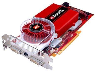ATI FireGL V7350, tarjeta gráfica con 1 GB
