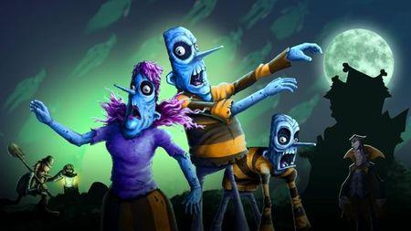 Este miércoles llegan los zombisaurios al 'A World of Keflings'