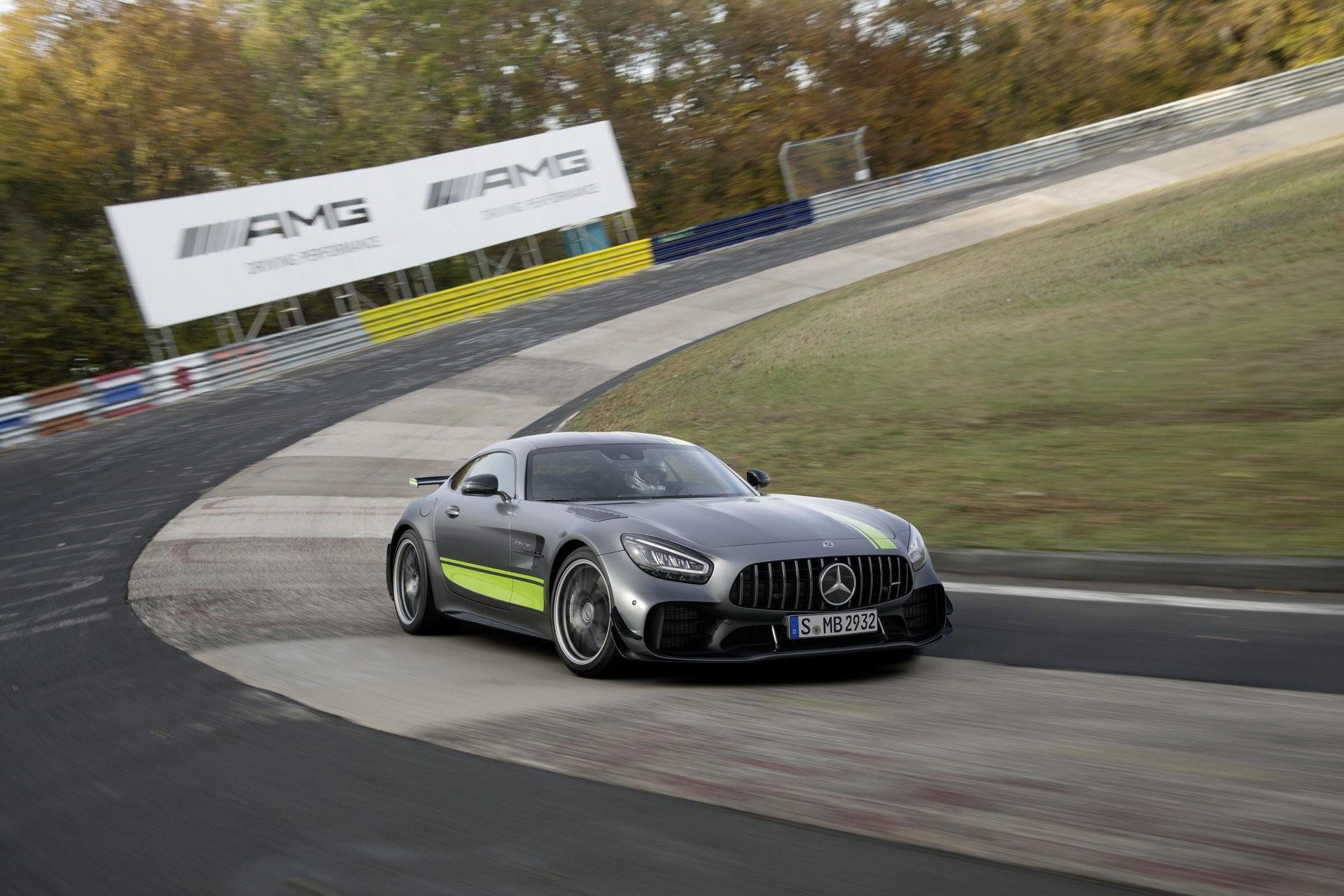 Foto de Mercedes-AMG GT 2020 (39/44)