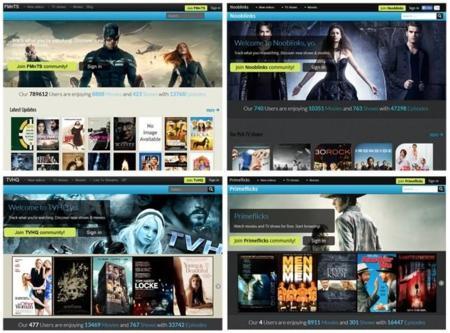 portales películas