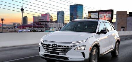 Hyundai Nexo, el nuevo crossover surcoreano impulsado por hidrógeno que promete ¡hasta 800 km de autonomía!