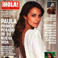 Paula Echevarría se mosquea cosa mala con el Hola