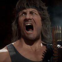 Rambo repartirá leña como nadie en Mortal Kombat 11 y la mejor prueba es este salvaje gameplay