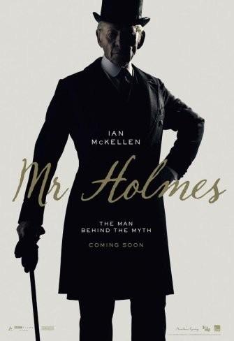 Resultado de imagen para Mr. Holmes: el hombre detrás del mito