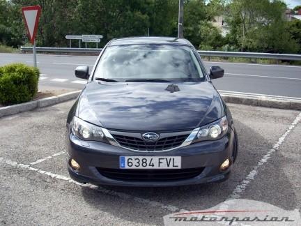 Subaru Impreza 2.0 Sport, prueba (parte 2)