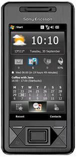 Sony-Ericsson XPERIA X1 en exclusiva con Vodafone