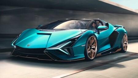 Lamborghini Plan De Electrificacion 2021 2030 2