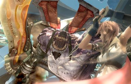'Final Fantasy XIII' y su sistema de evolución de personajes