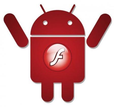 Flash llega a Android