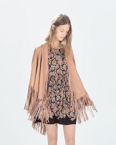 Cinco prendas de Zara TRF que desearás si te gusta el estilo hippie