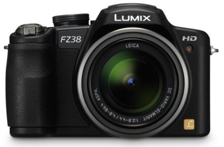Panasonic Lumix FZ38, gran zoom y grabación HD