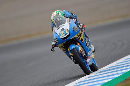 Sergio Garcia Australia Moto3 2019