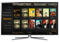 Plex, ya disponible para los Smart TV de Samsung de 2012