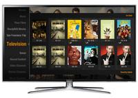 Plex, ya disponible para los Smart TV de Samsung de 2012