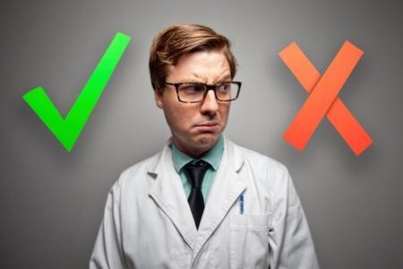 Médicos en contra de los consejos perjudiciales en televisión