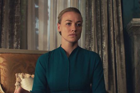 Yvonne Strahoivsky Handmaid Emmy
