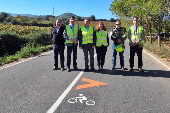 La Rioja quiere enseñar la mejor trazada a los motoristas con una nueva señalización específica