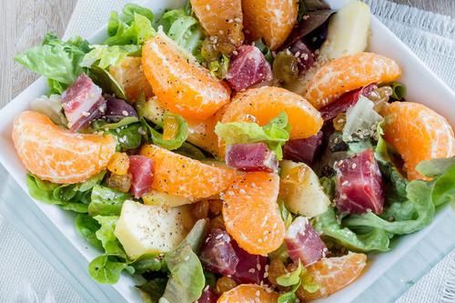 Las mejores ensaladas para comer ligero esta Navidad