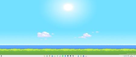Cómo centrar los iconos de la barra de tareas en Windows 10
