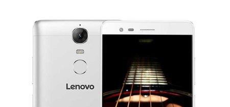 Lenovo lanza una versión del Vibe K5 Note con más RAM y almacenamiento