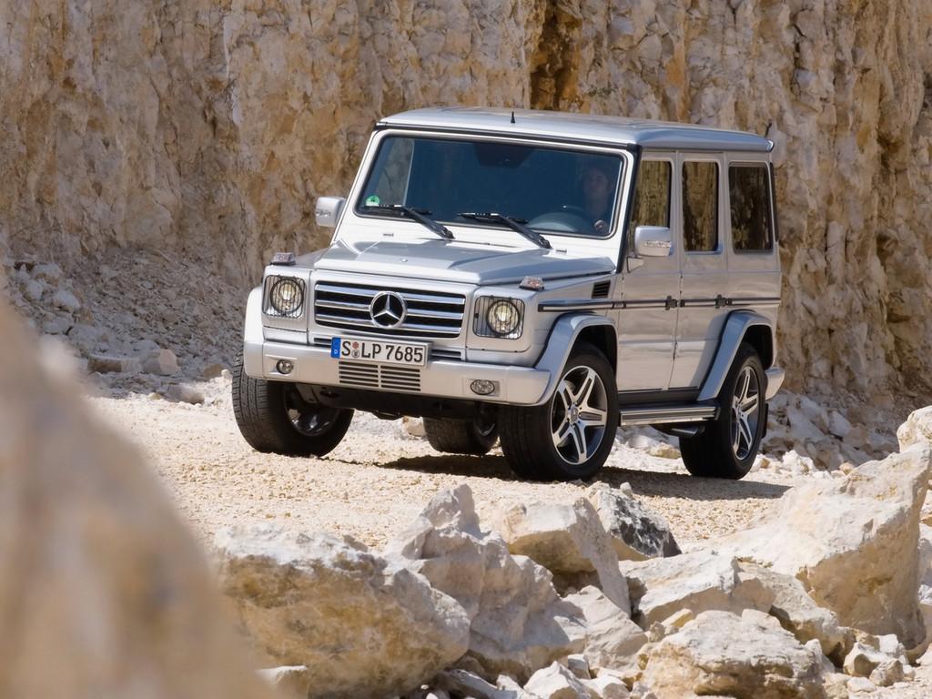 Foto de Mercedes-Benz G 55 AMG (1/7)