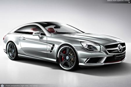Mercedes-Benz SL Shooting Brake por StudioTorino