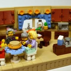 Foto 7 de 19 de la galería la-version-lego-de-las-chicas-de-oro en Espinof
