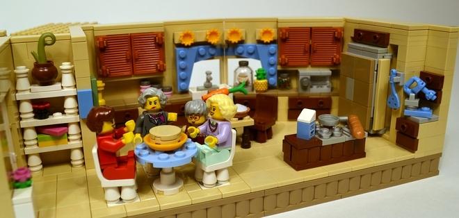 Foto de La versión LEGO de 'Las chicas de oro' (7/19)