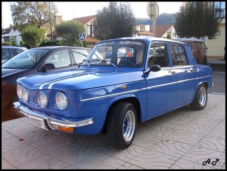 Renault 8 Mexico 1