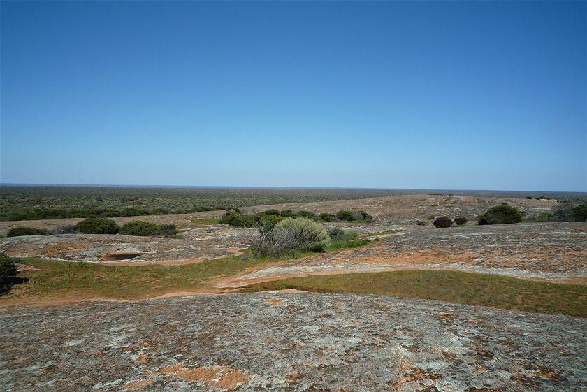 Foto de Colores del Gran Desierto de Victoria (15/22)