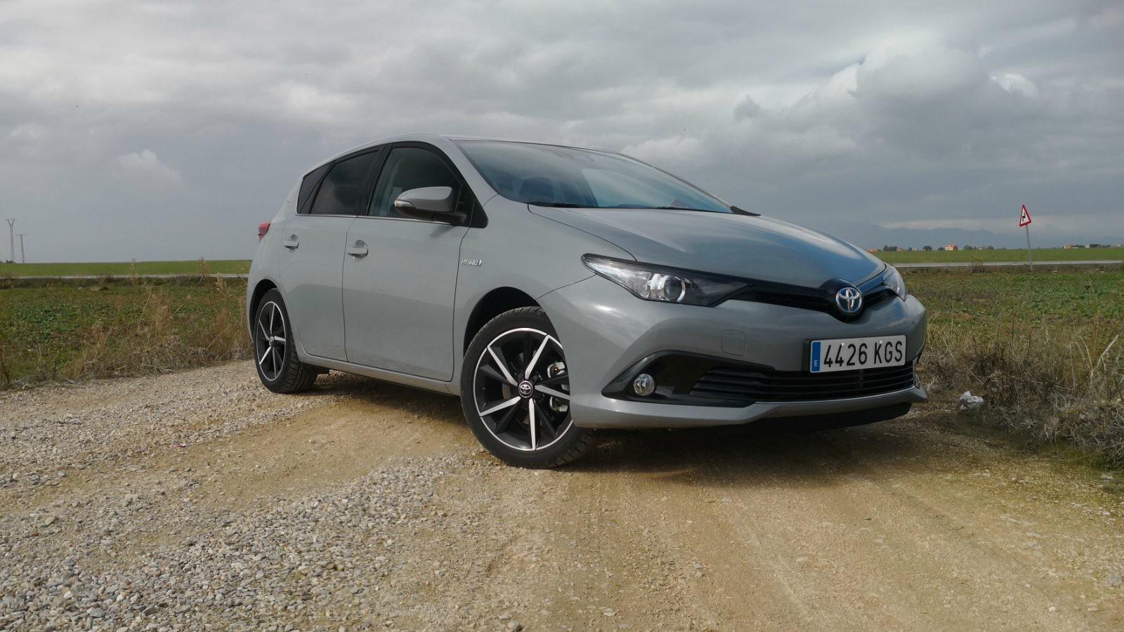 Toyota Auris hybrid Feel! Edition - Fotos exteriores